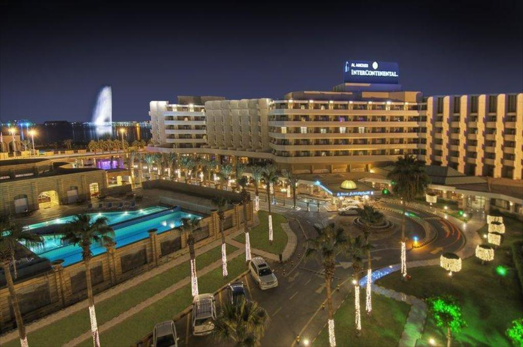 Meer over InterContinental Jeddah