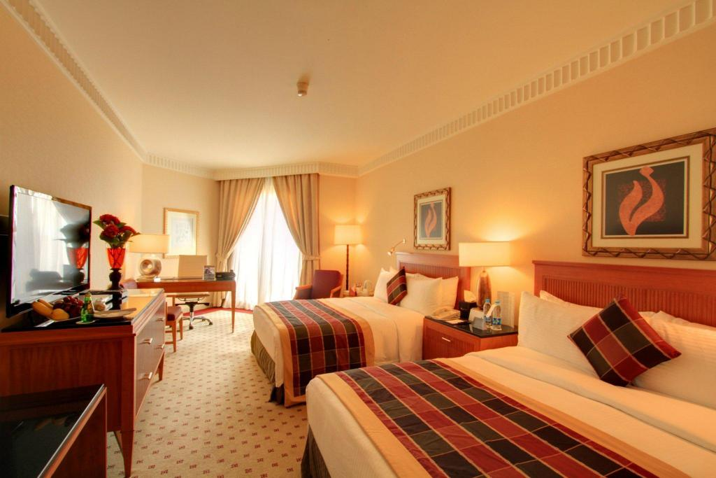 Executive Suite 2 Slaapkamers  InterContinental Jeddah