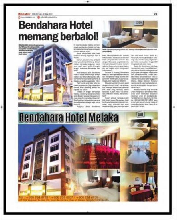 More about Hotel Bendahara