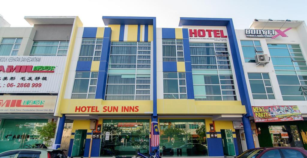 More about Sun Inns Hotel Laksamana