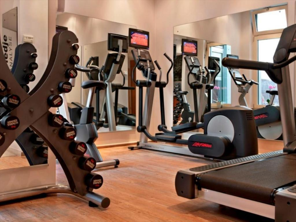 fitness centrum Citadines Berlin Kurfuerstendamm