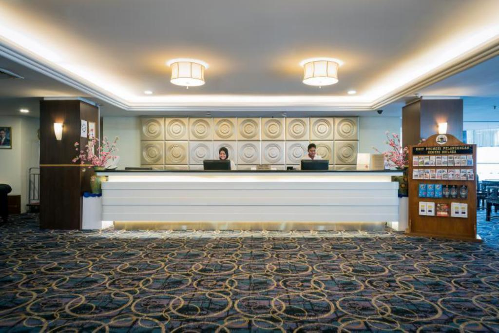More about Hotel Sentral Riverview Melaka