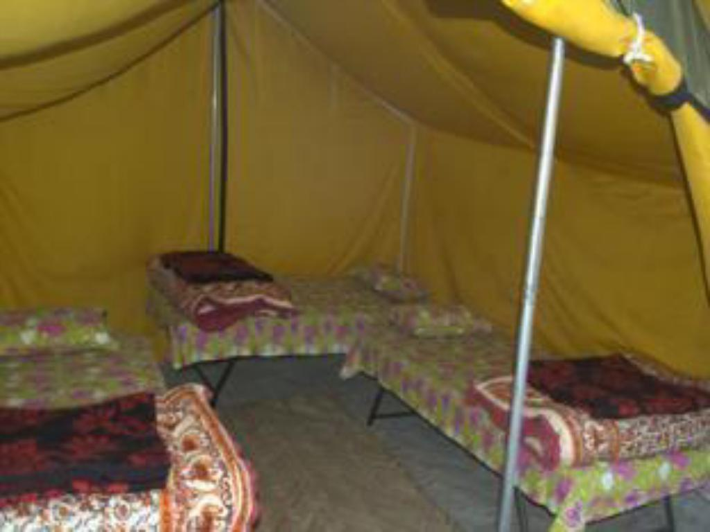Standard Tent - Bed Camp3 Blind Mice Resort