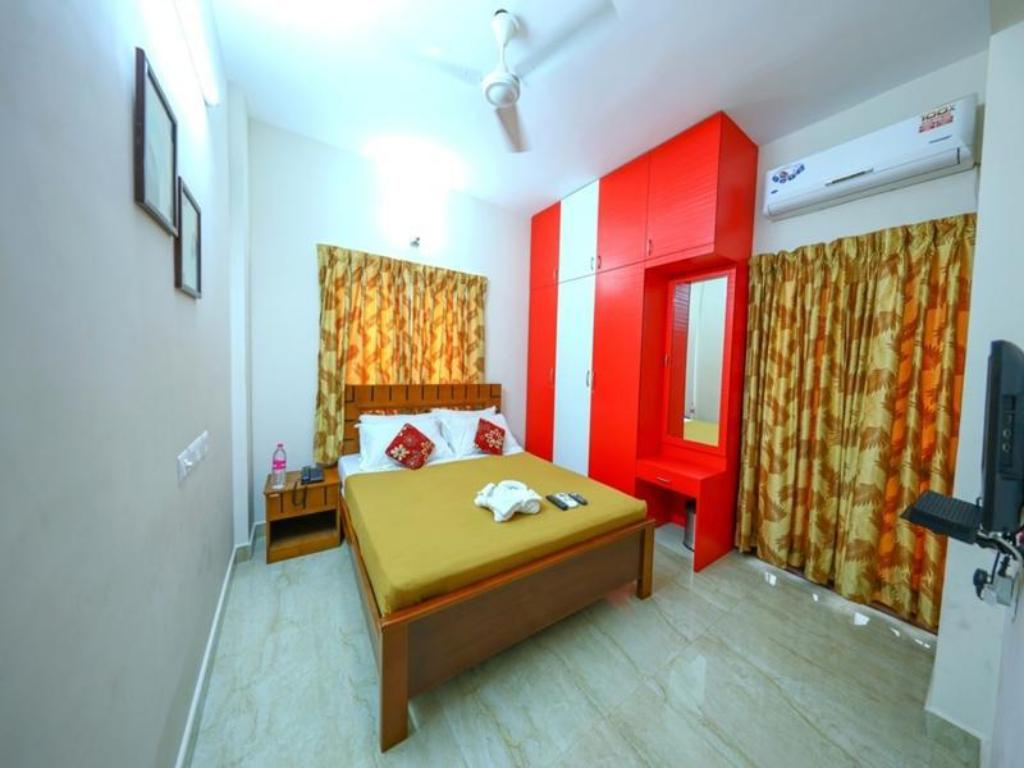 See all 30 photos Gem Parc Luxury Service Apartment at Nungabakkam