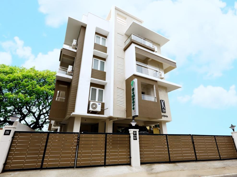 High Quality More About Gem Parc Luxury Service Apartment At Nungabakkam