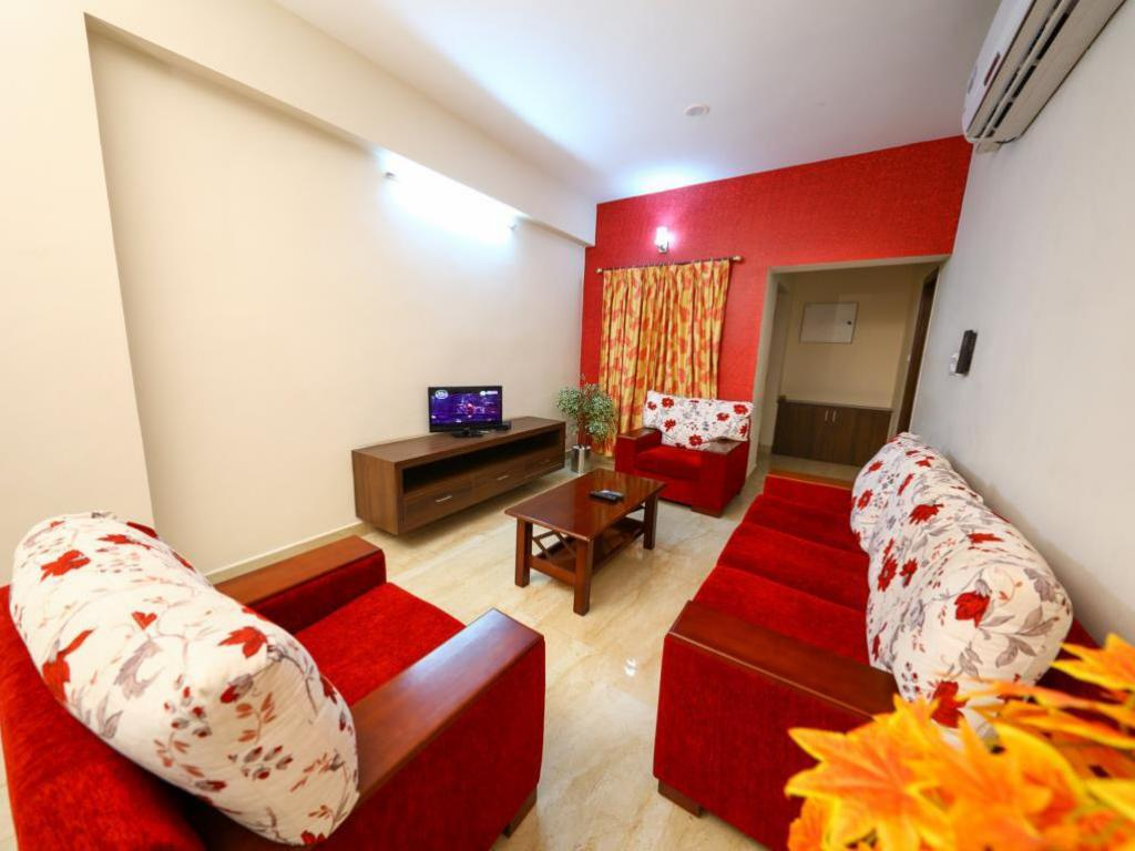 Luksuslounge Gem Parc Luxury Service Apartment at Nungabakkam