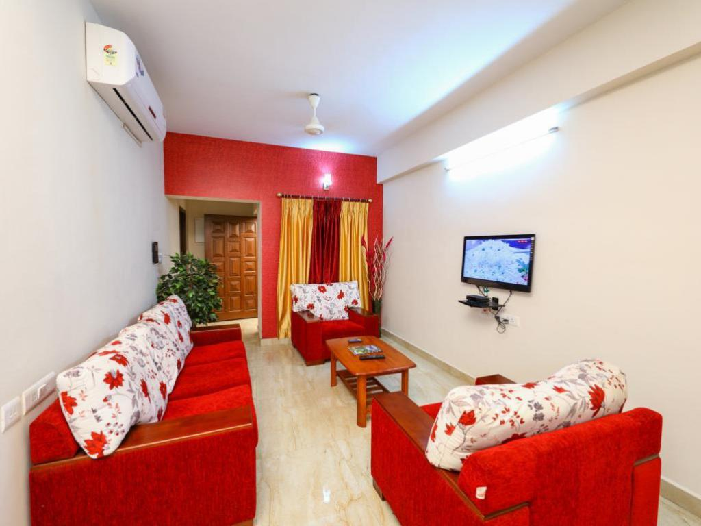 Se alle 27 billeder Gem Parc Luxury Service Apartment at Nungabakkam