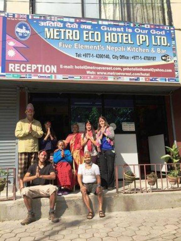 More about Metro Eco Hotel