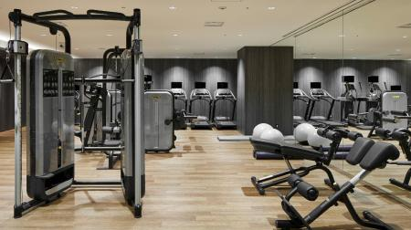 Fitness center THE THOUSAND KYOTO