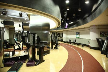 Fitness center Harbour Plaza Resort City