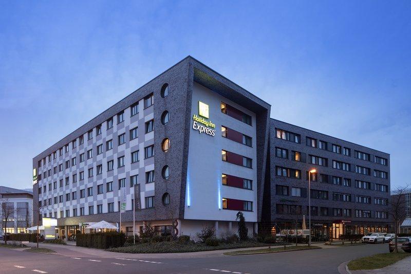 Holiday Inn Express Bremen Airport Bréma, Németország a