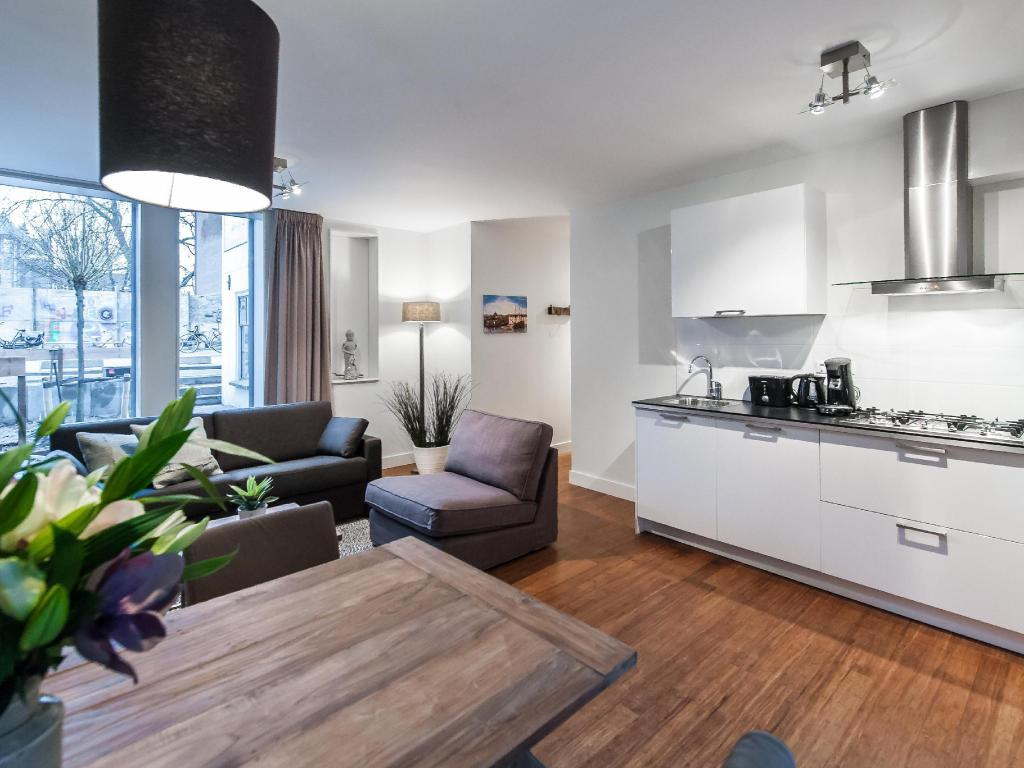 Interior view Amstel Delight Apartments