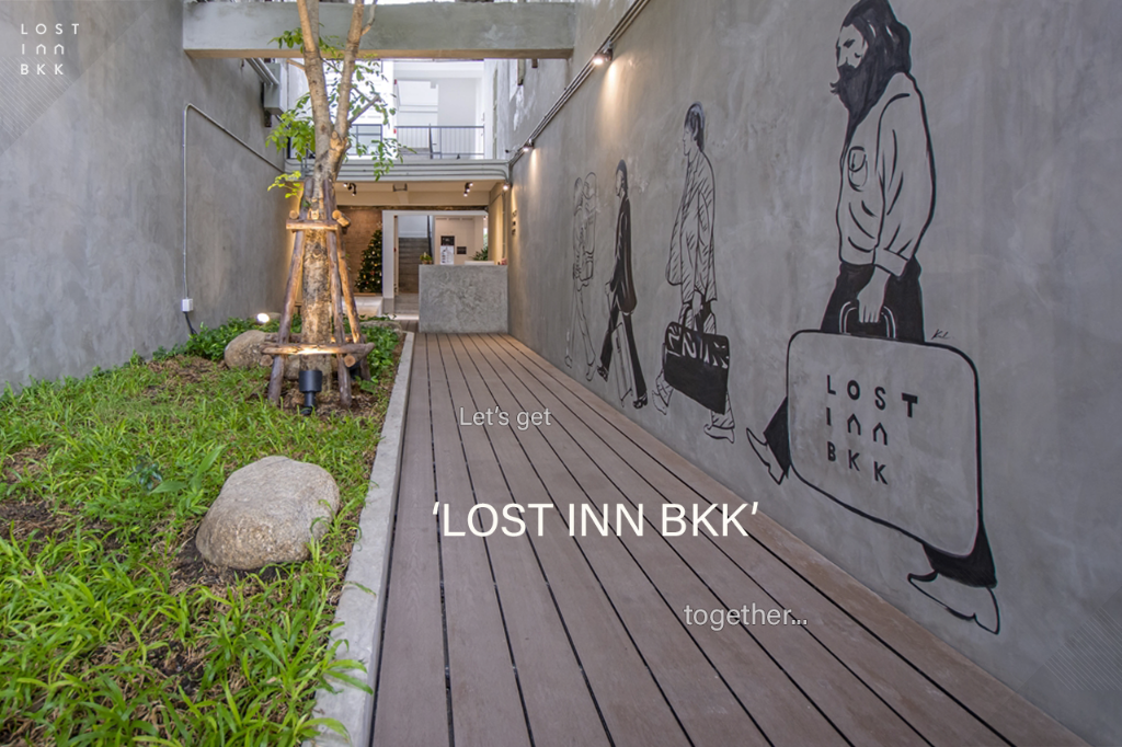 More about Lost inn bkk