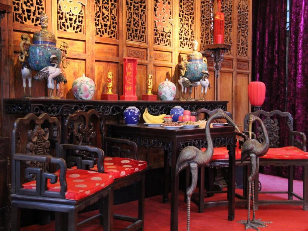 Beijing Traditional Boutique Hotel