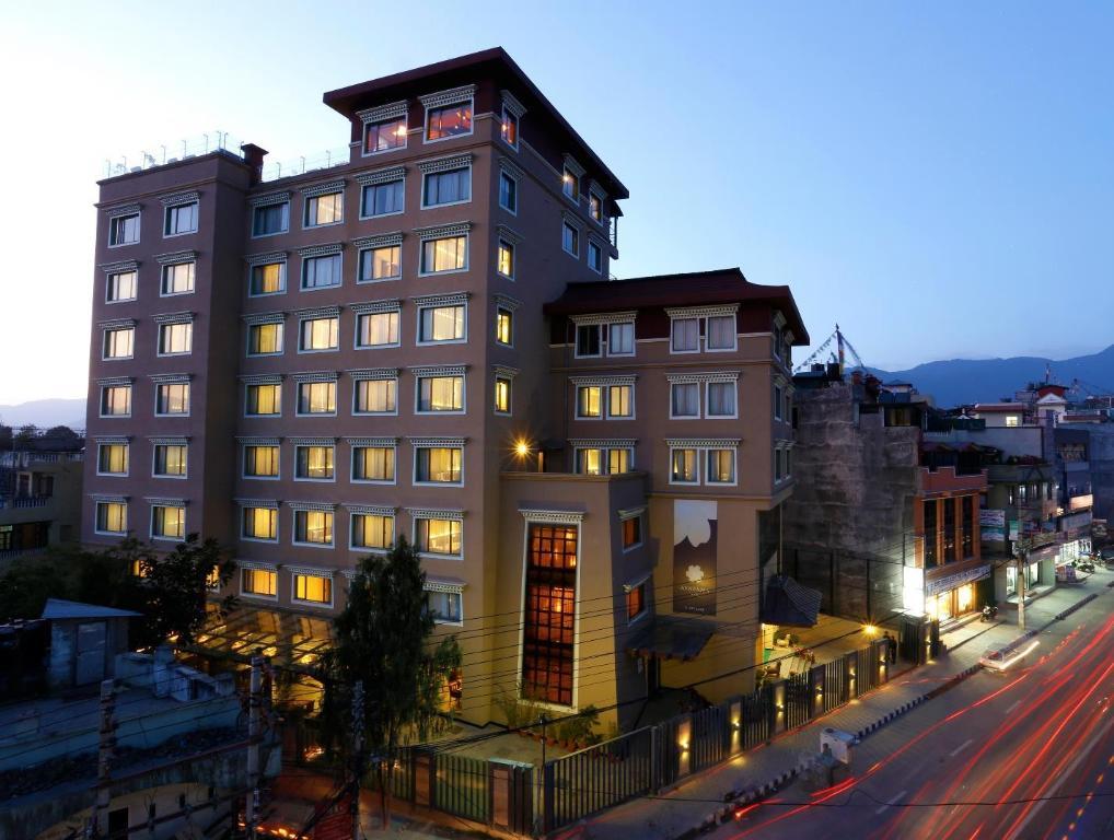 95c57b21d40 Hotel Shambala in Kathmandu - Room Deals, Photos & Reviews