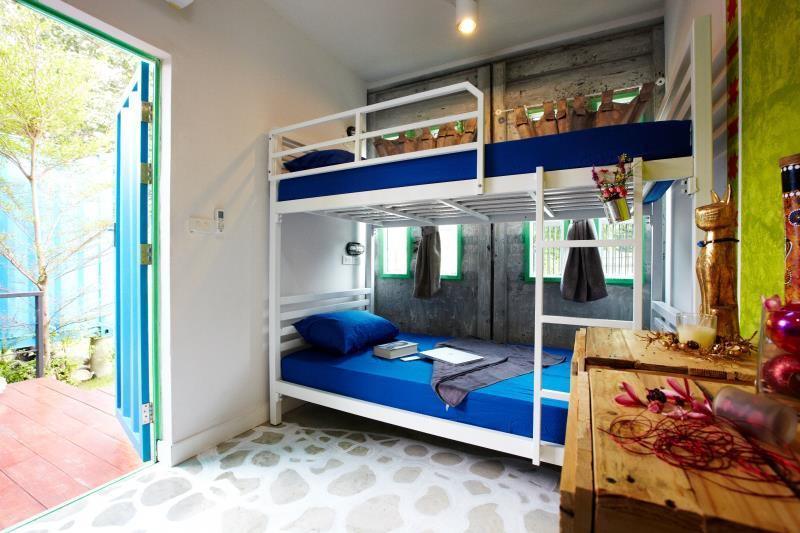 Private 2-Bed Dormitory Room
