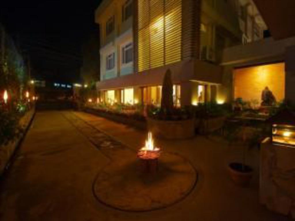 Εσωτερική όψη The Habitat Shillong Guest House