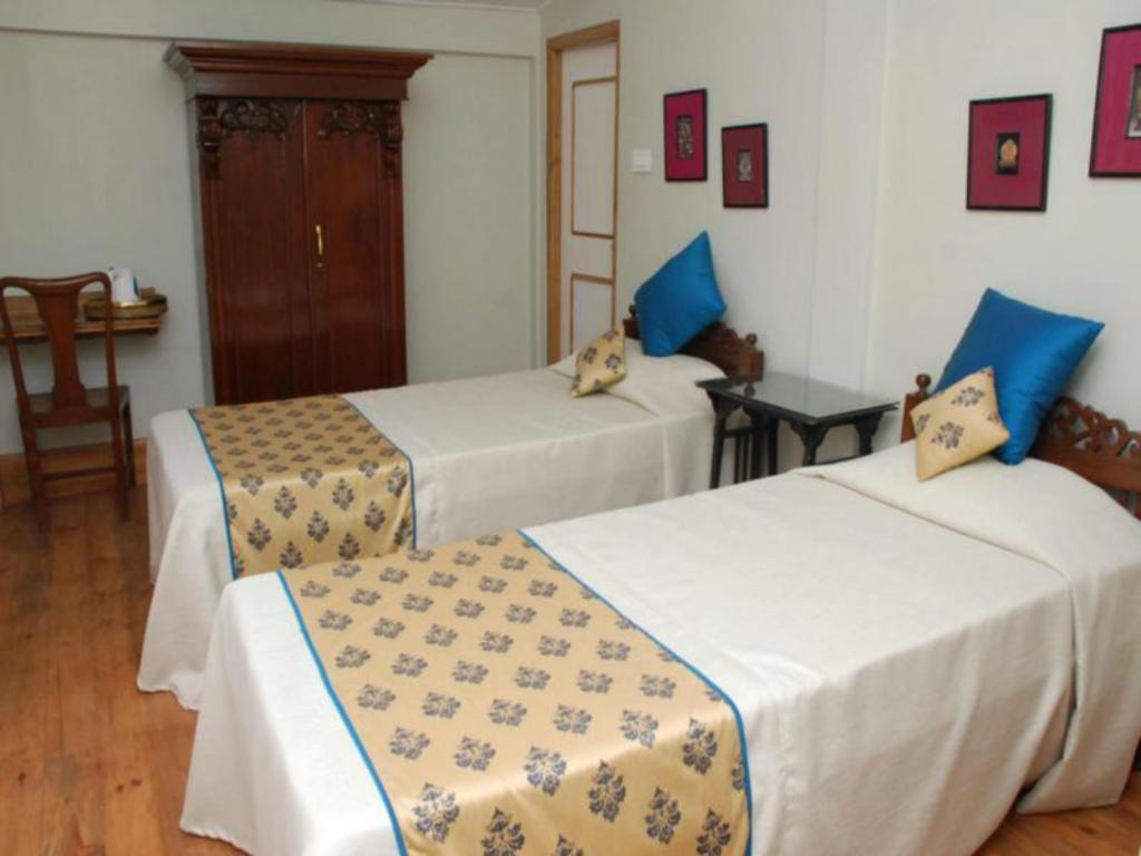 Deluxe - Κρεβάτι The Habitat Shillong Guest House