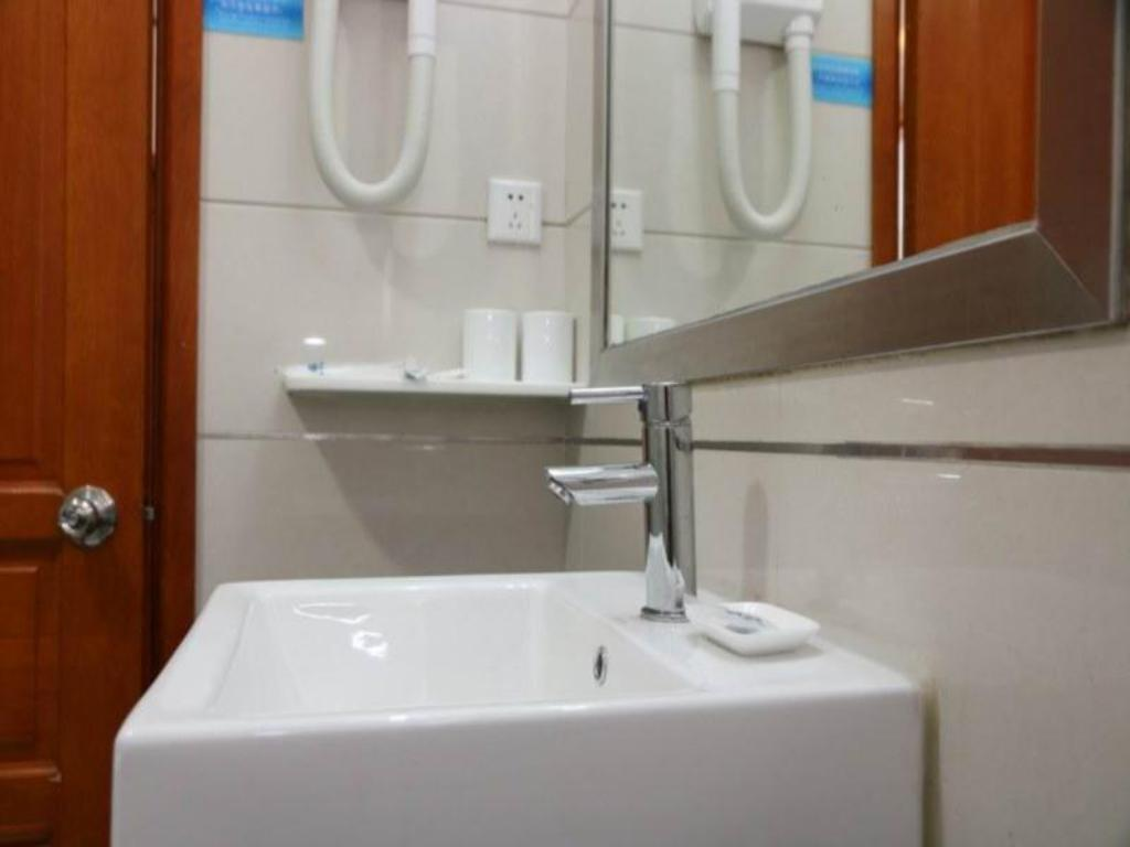 Bathroom Starway Hotel Bihai Branch Zhuhai