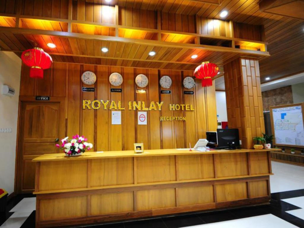 Interior view Royal Inlay Hotel