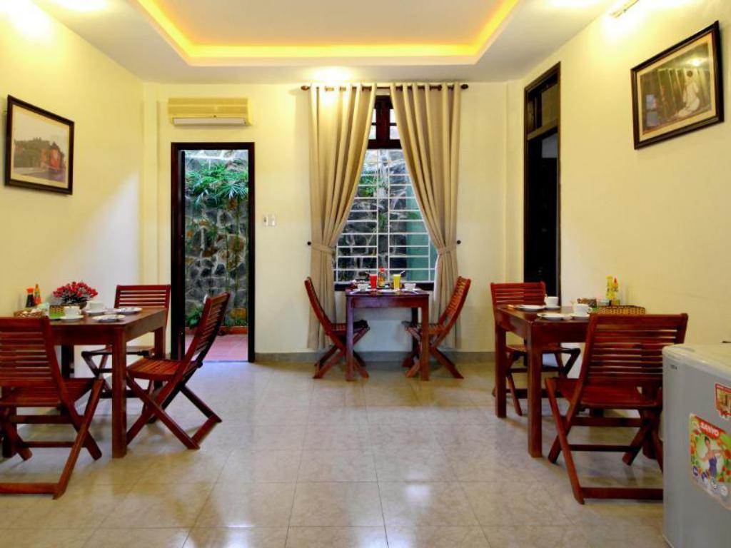Vista interior Thien Tan Homestay