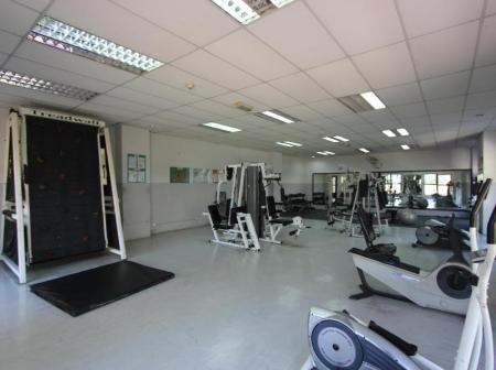 Fitness center KK Marina Court Resort Vacation Condos & Holiday Services Suites