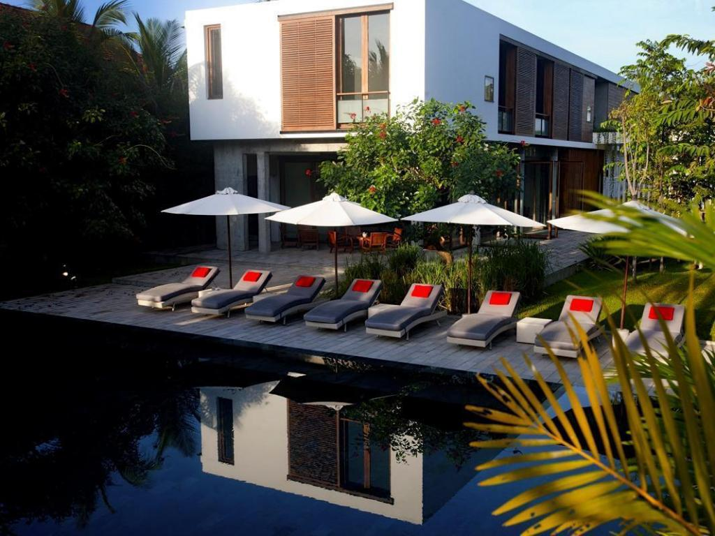 4-Bedroom Deluxe Villa with Private Pool - Exterior view