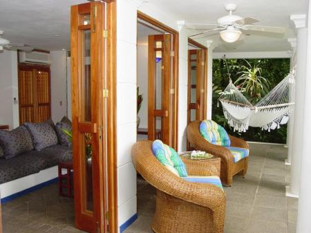 Balcony/terrace Makanda by The Sea Hotel Adults Only