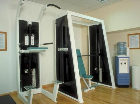 Fitness center Mercure London Bridge