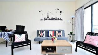 Dewy Puchong 2R2B Family Suite 4-7 pax near Sunway