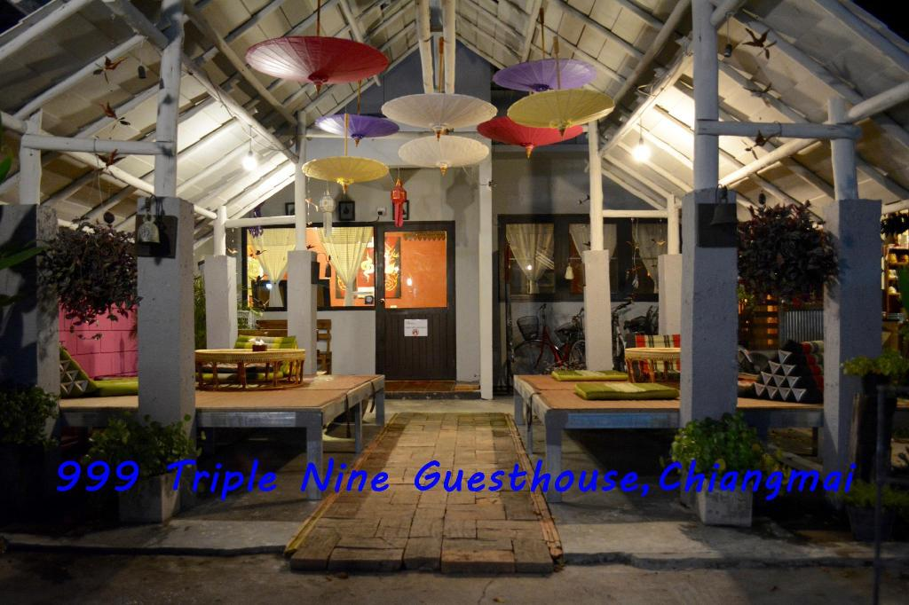 999 Triple Nine Guesthouse & Hostel Chiangmai