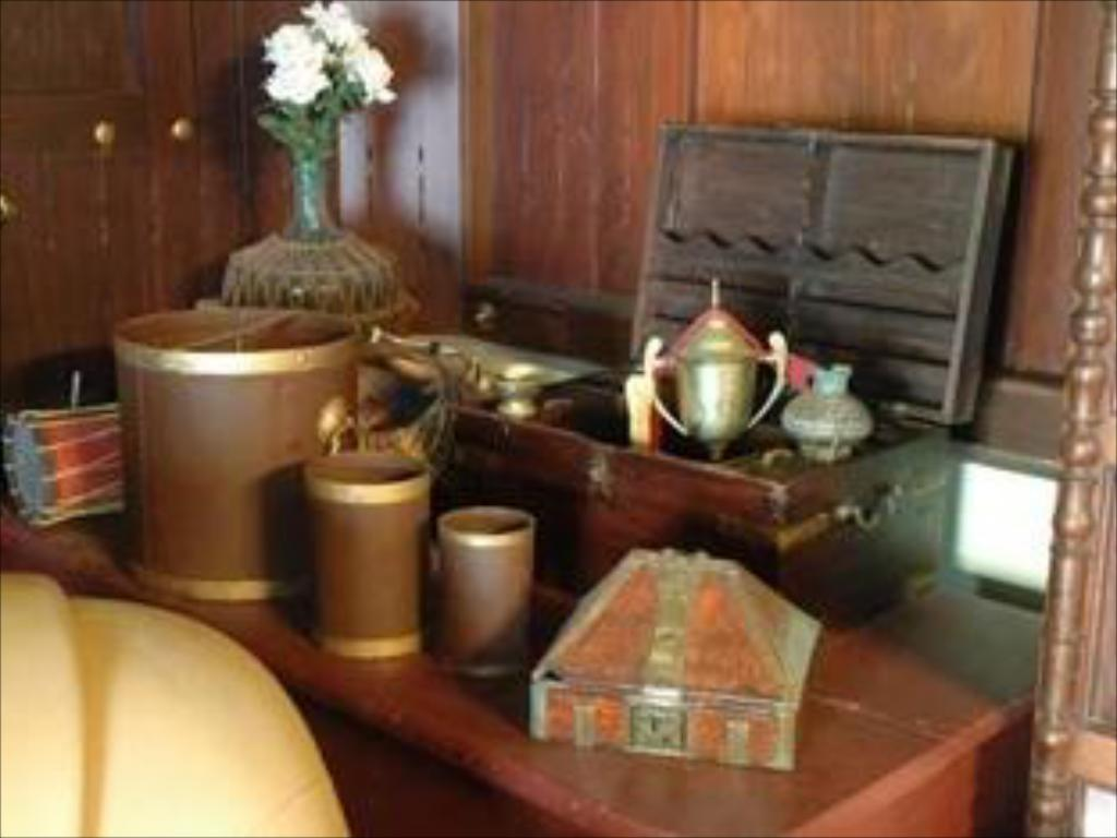 Interior view Kodianthara Heritage Farmhouse