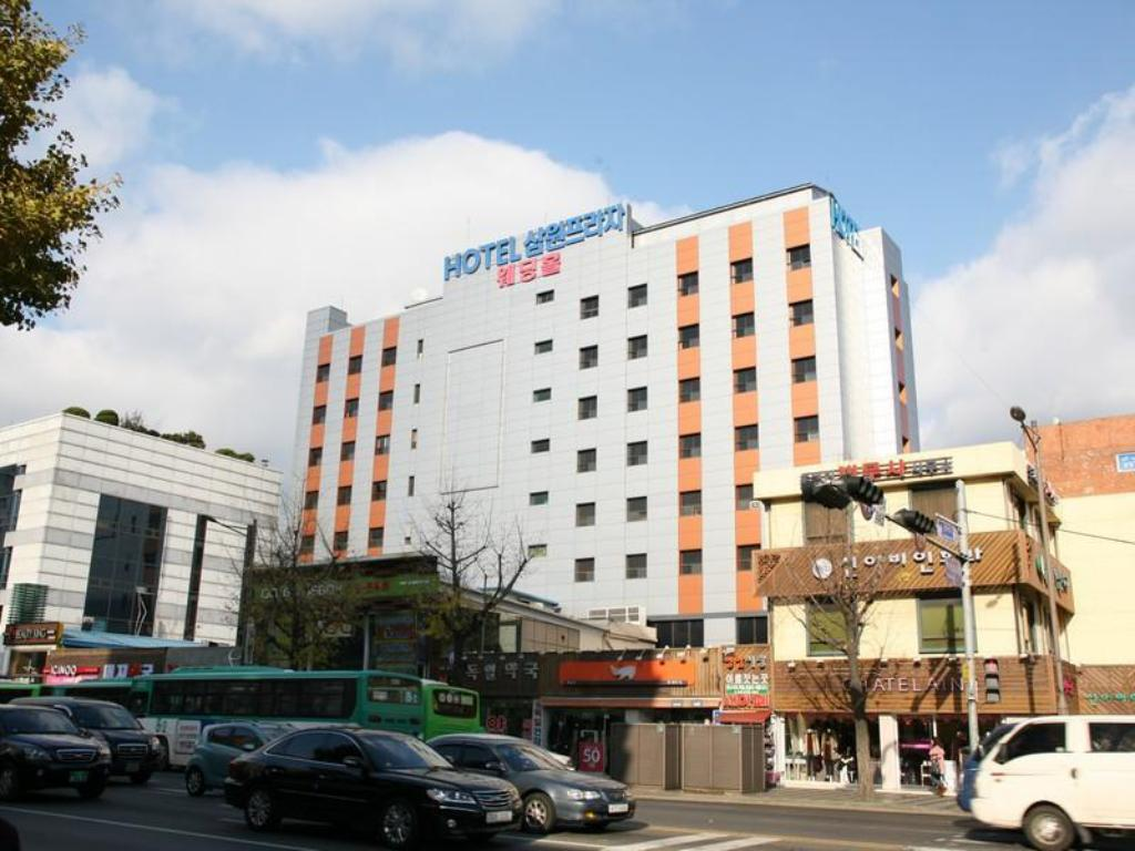 More about Hotel Samwon Plaza