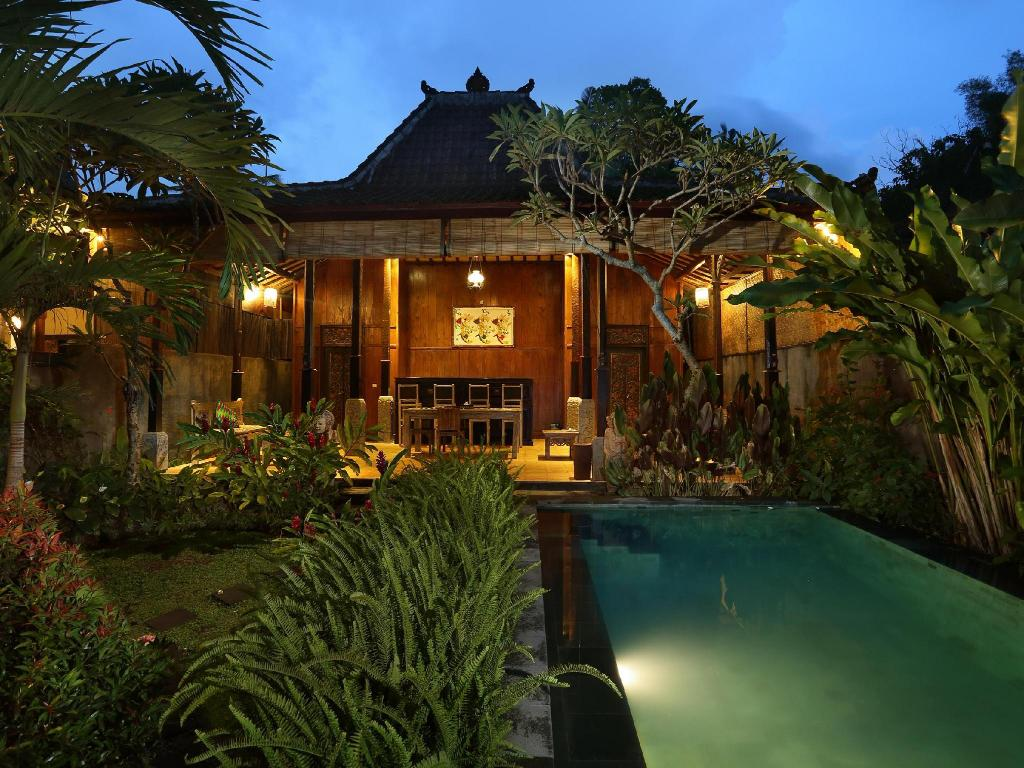 More About Cocoa Ubud Private Villa