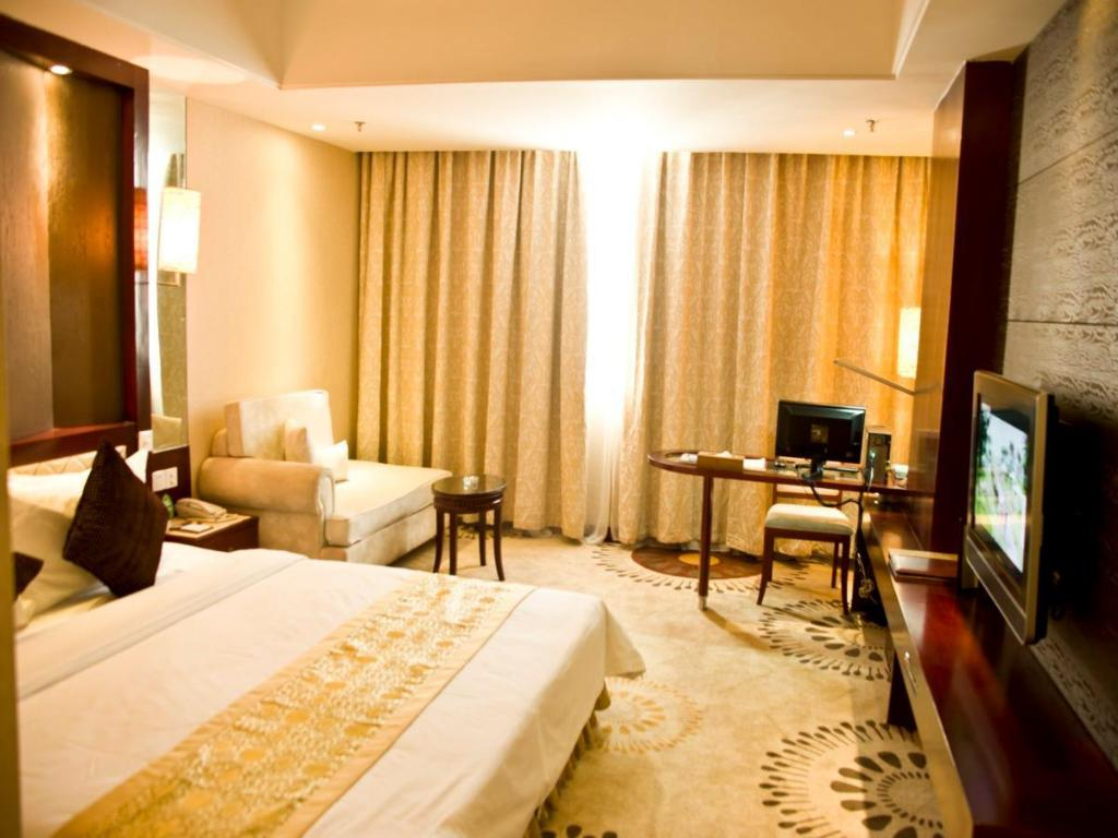 Superior City View Room - Guestroom Korla Pear City Garden Hotel