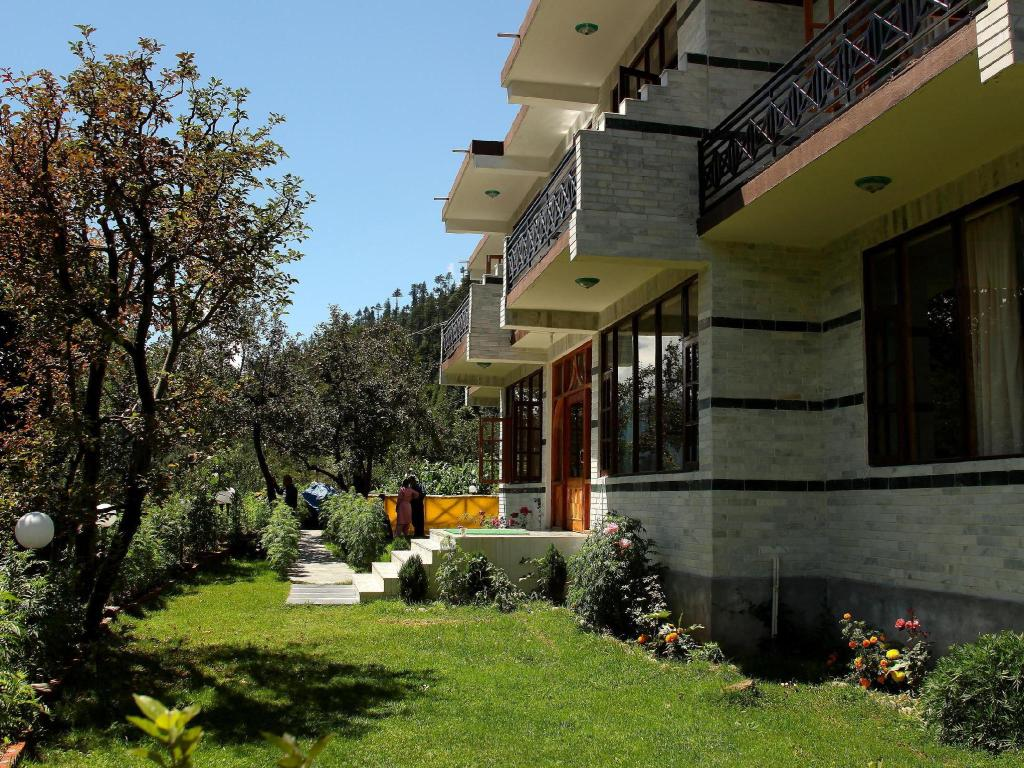 The Manali Lodge