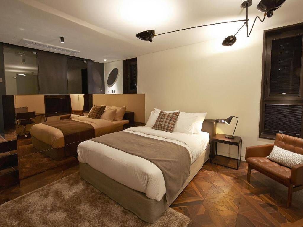 Standard Room - Guestroom Dongtan JS The Classic Hotel