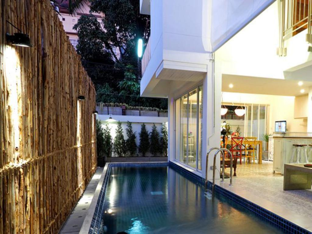 Swimming pool Villa S Hua Hin