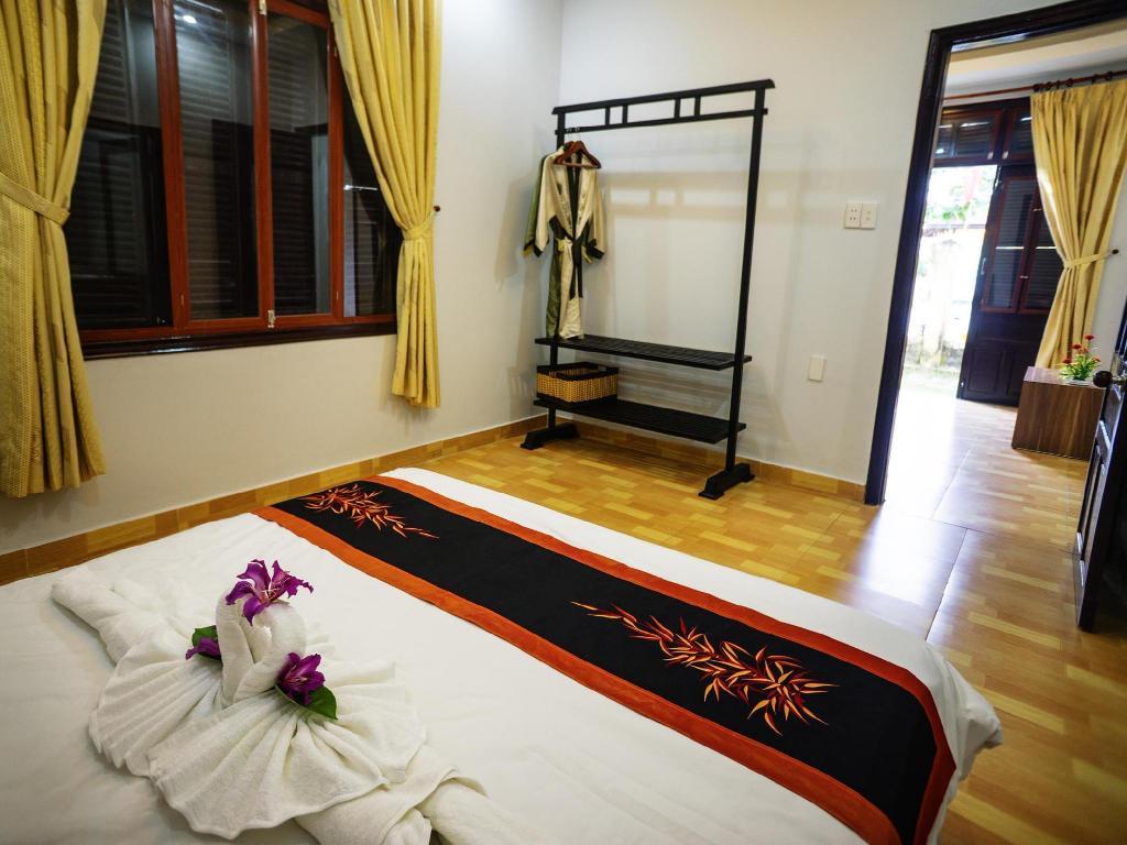Superior Double - Room plan Sea Sun Homestay
