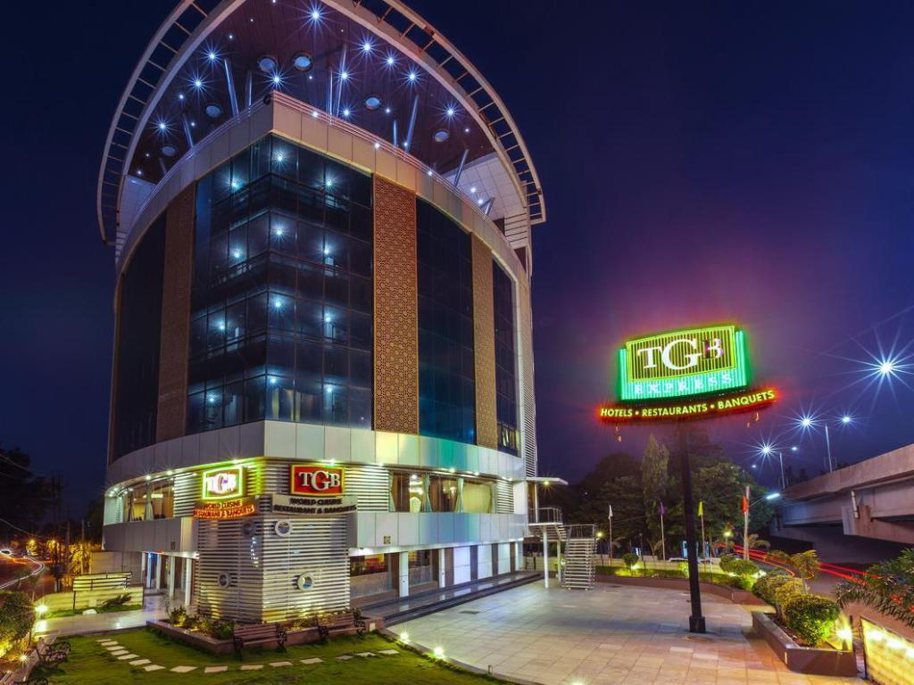 More about TGB Express Hotel - Nadiad