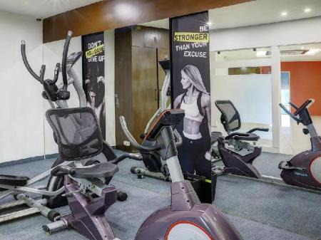 Fitness center TGB Express Hotel - Nadiad