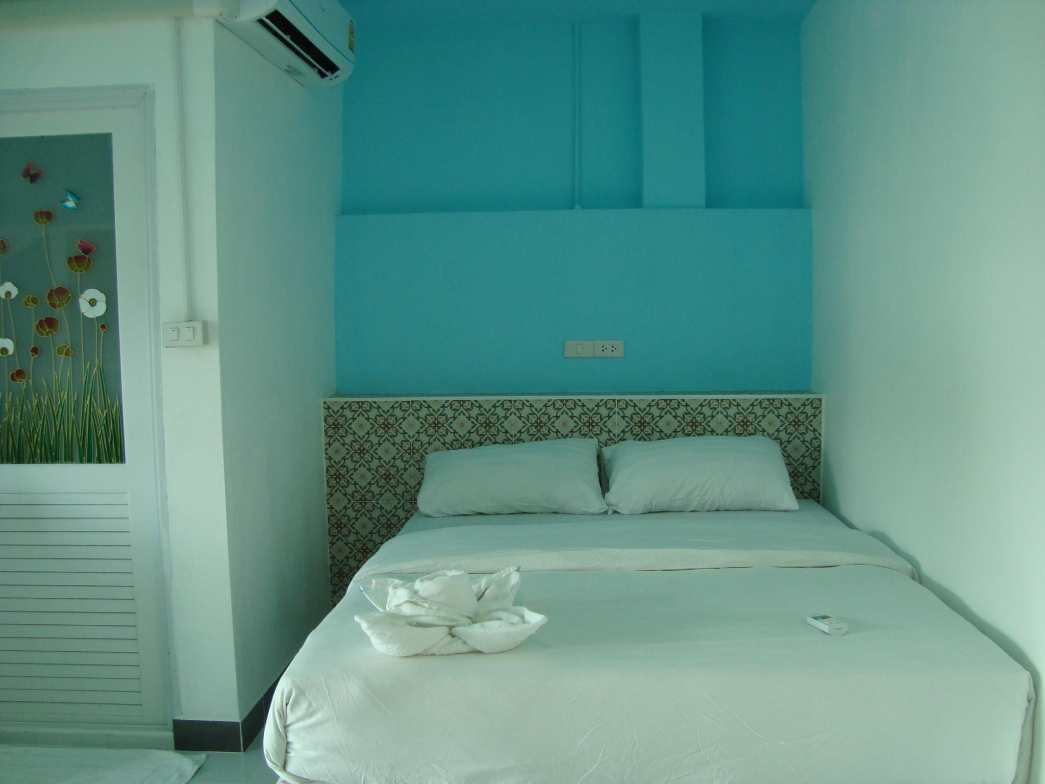 Suite Ranjang Double (Suite Double Bed)