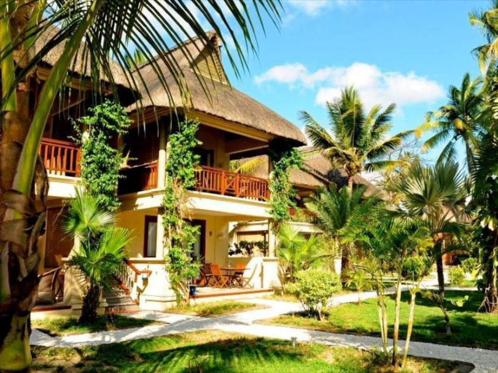 Hotel Des 2 Mondes Resort Spa Trou Aux Biches Map And Hotels In Trou Aux Biches Area Mauritius