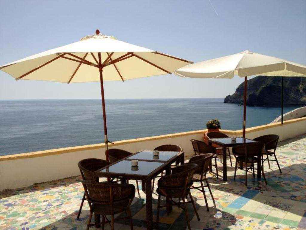 Balcony/terrace Hotel Casa Del Sole