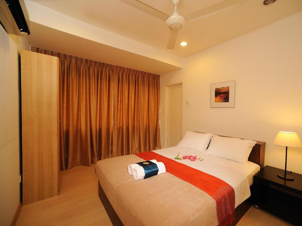 Bed TTDI Holiday Homes