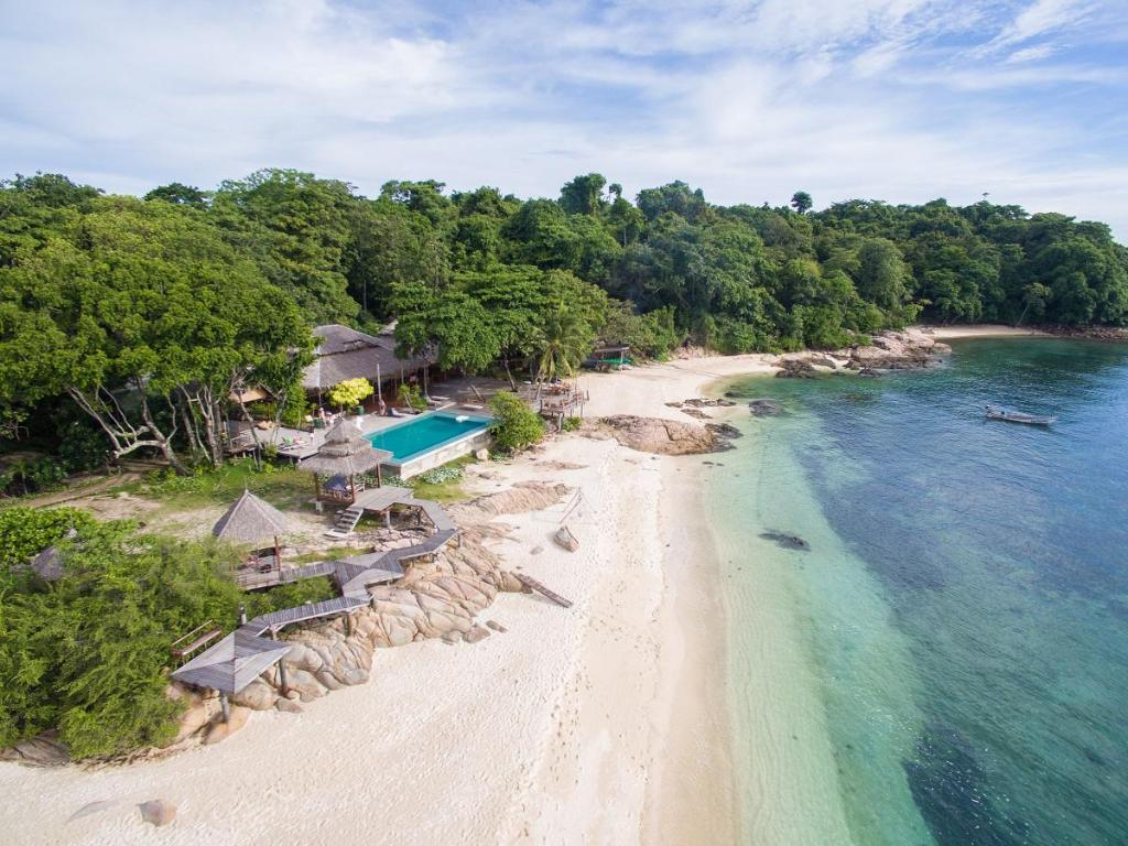 Strand Koh Munnork Private Island by Epikurean Lifestyle Hotel
