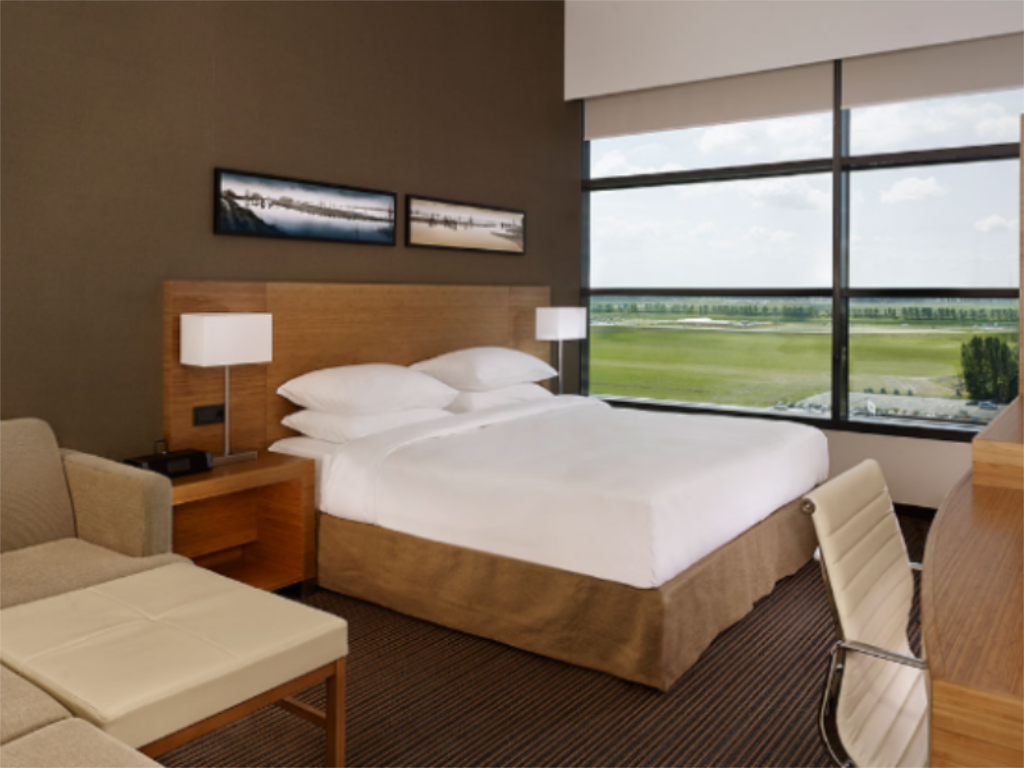 See all 32 photos Hyatt Place Amsterdam Airport