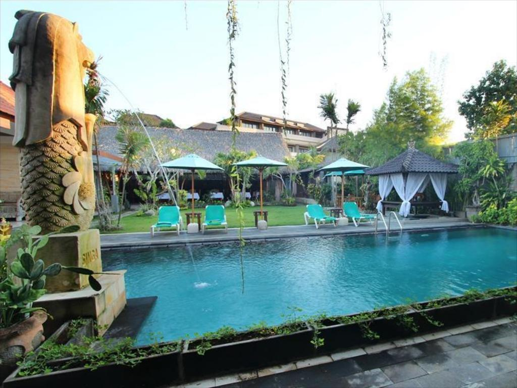 Jimbaran Lestari Hotel and Residence Spa