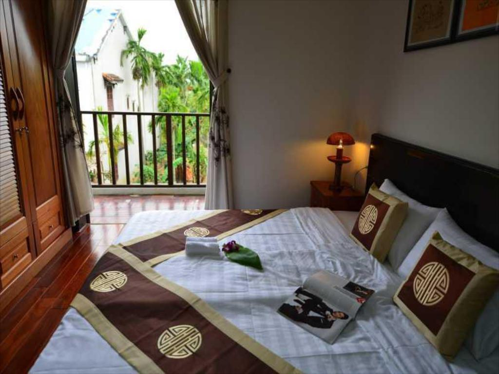 Superior Garden View - Bed Gia Field Homestay