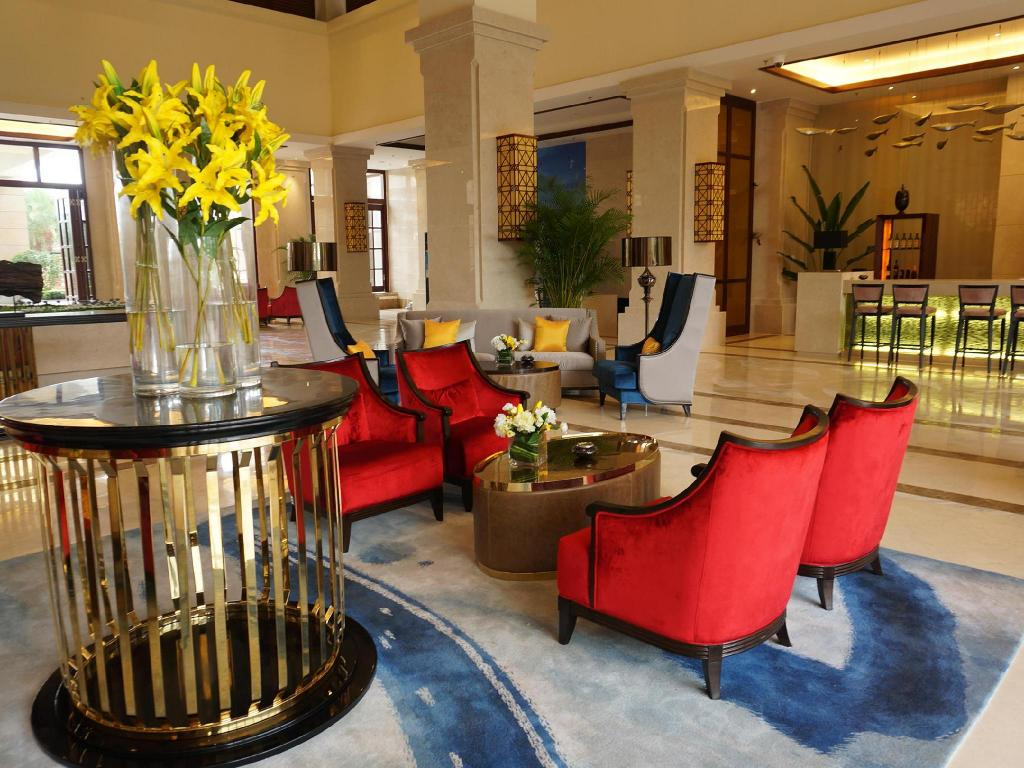 Lobby Tujia Somerset West Coast Haikou Serviced Residence